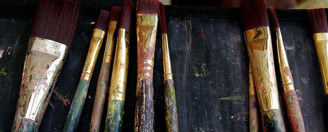 paintbrushes by futurilla