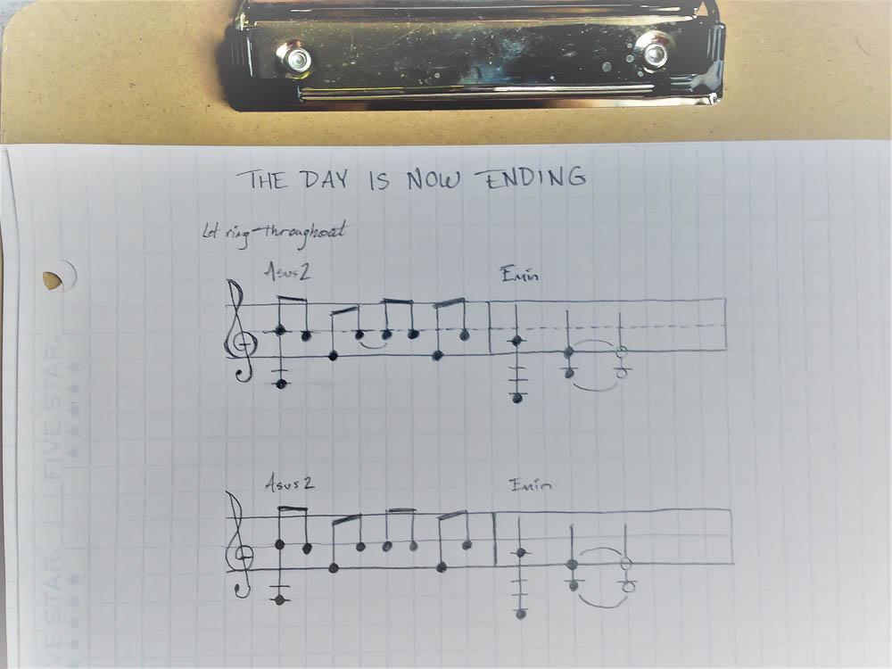 All Music Chords plain sheet music : Draw sheet music on plain graph paper - The Lyric Writer's Workroom